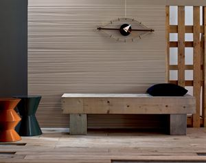porcelain stoneware tiles 80x180 Toile of Mutina