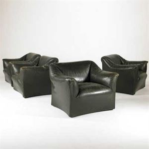 685 Armchair of Cassina company