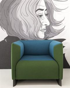 ZH ONE Armchair of Cassina company